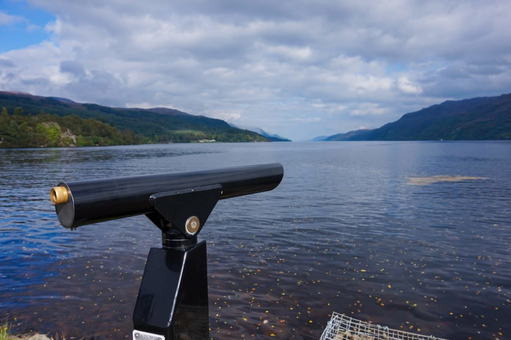 Loch Ness Viewpoint •3-Day Tour to Skye, The Highlands, and Loch Ness | The Wanderful Me