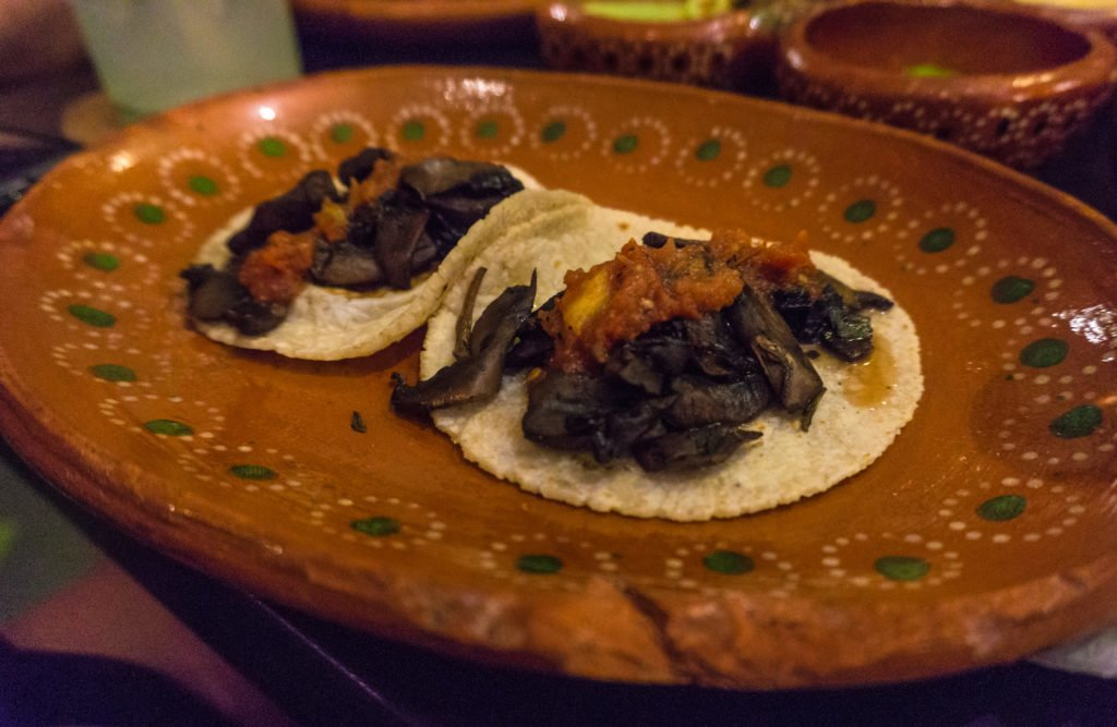 Taco Revolución Tacos •Top Places to Eat in the Zona Romantica, Puerto Vallarta (with Vegan Options!) | The Wanderful Me