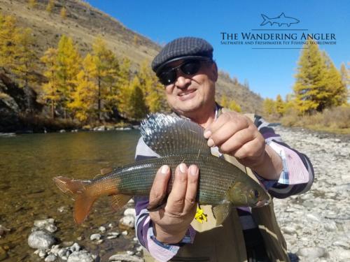 The Wandering Angler - Mongolia taimen0010 (1)