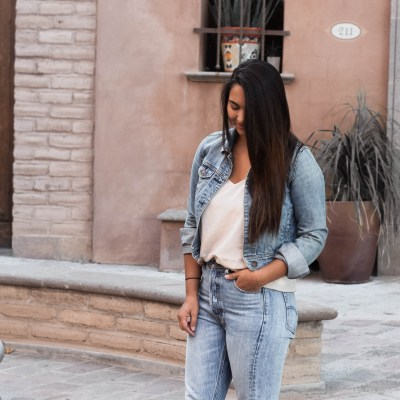 Denim on Denim (+ a Giveaway for You!)
