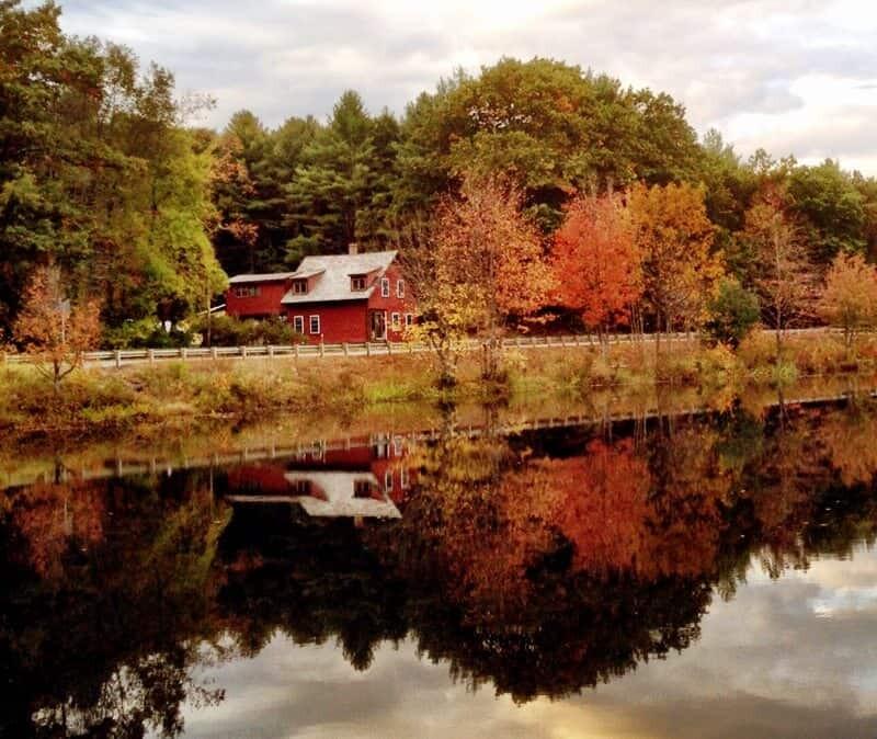 Destination: New England, USA. Photo by Mike Richard