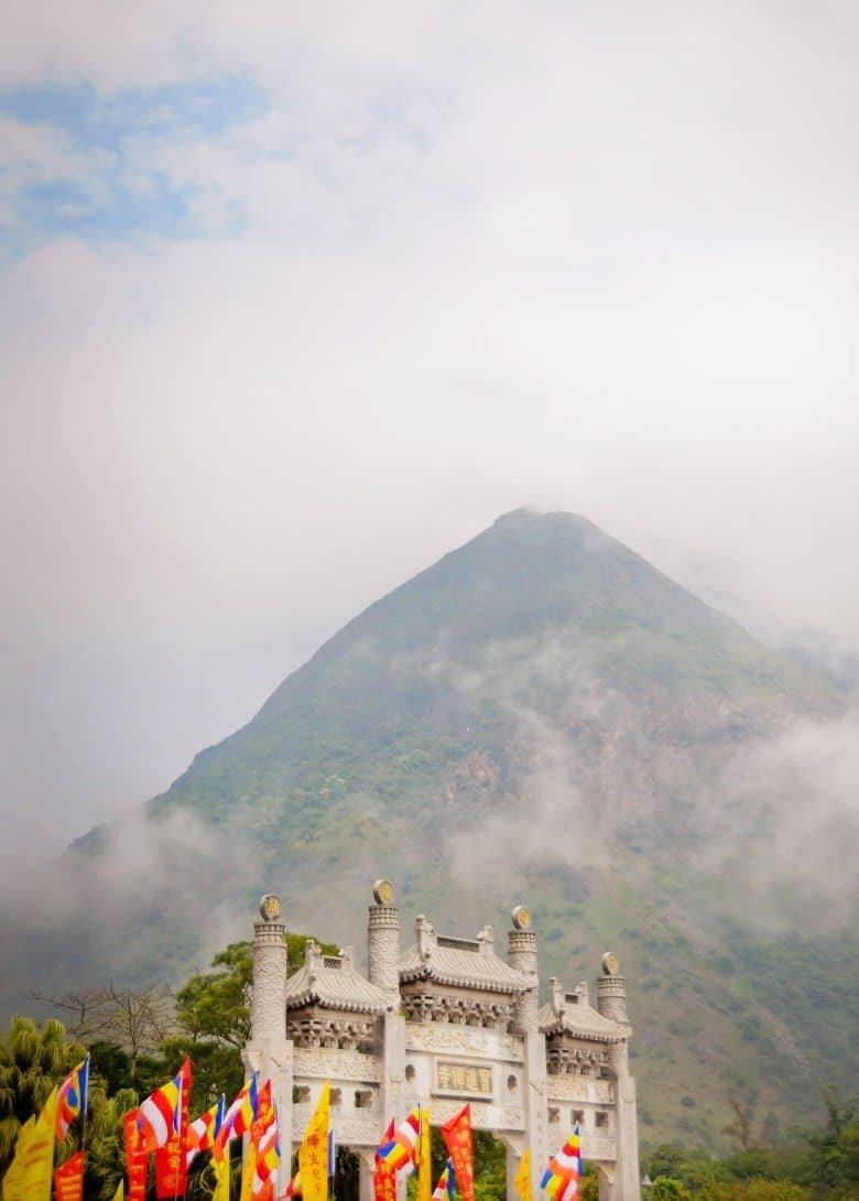 Hong Kong Po Lin Monastery