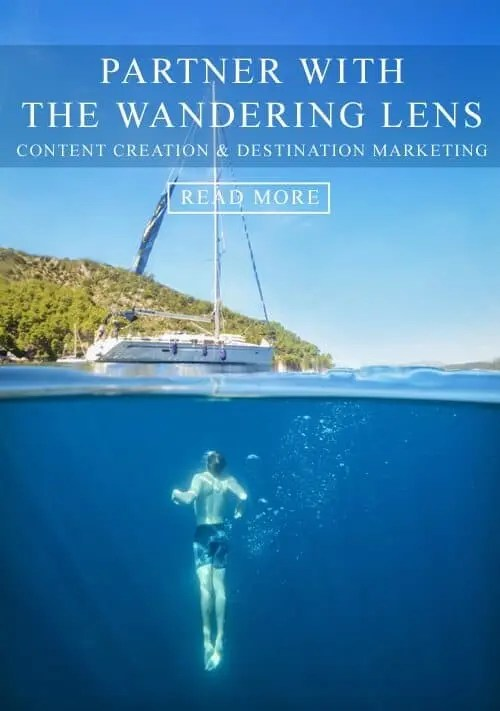 Work with The Wandering Lens Photography and Destination Marketing