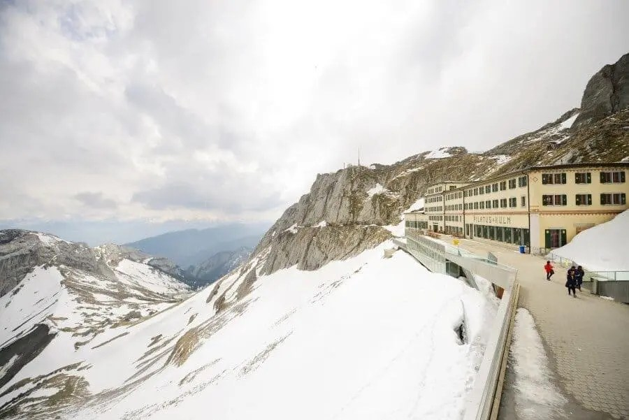 Mount Pilatus Hotel Review 10