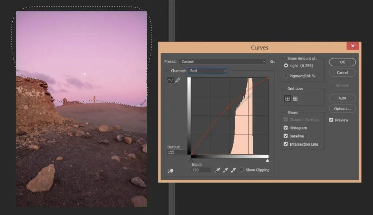 Create Pastels with Photoshop