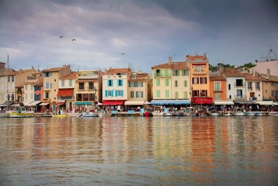 Cassis - Places to Photograph in Provence, France