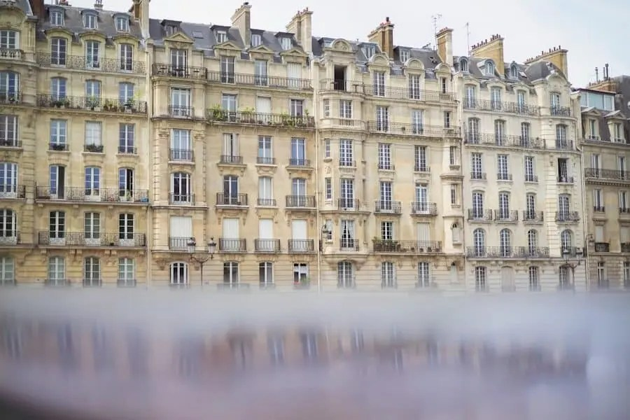 Paris Photography Locations