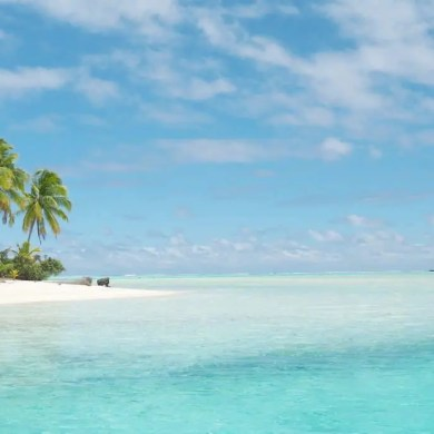 Cook Islands Photographing Landscapes