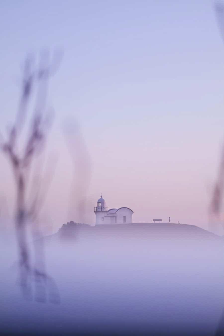 Creating Reflections - Port Macquarie Lighthouse, Australia