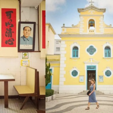 Macao photography locations - a guide to the best photo spots in Macao