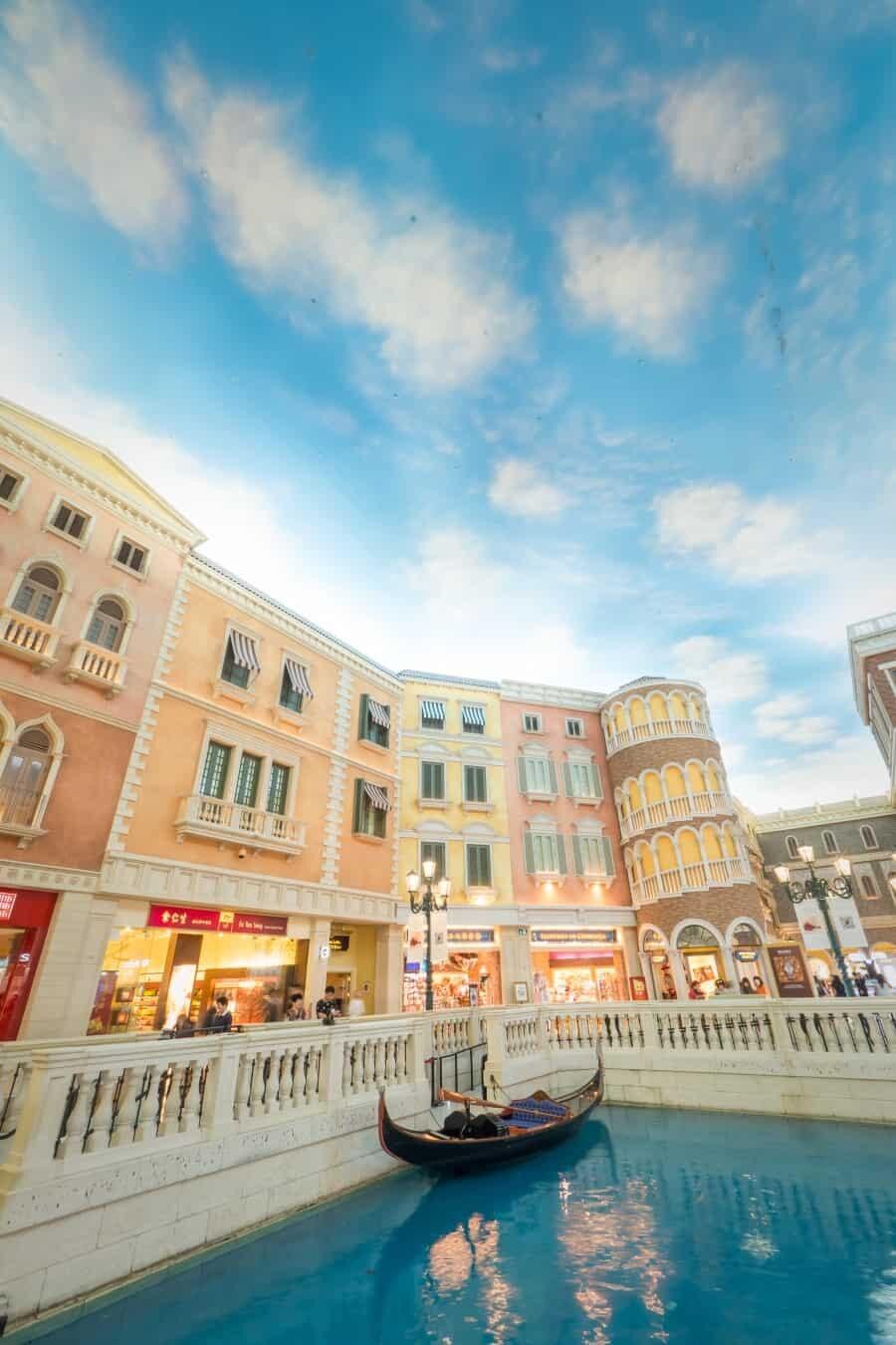 The Venetian Macao - Macao photography locations