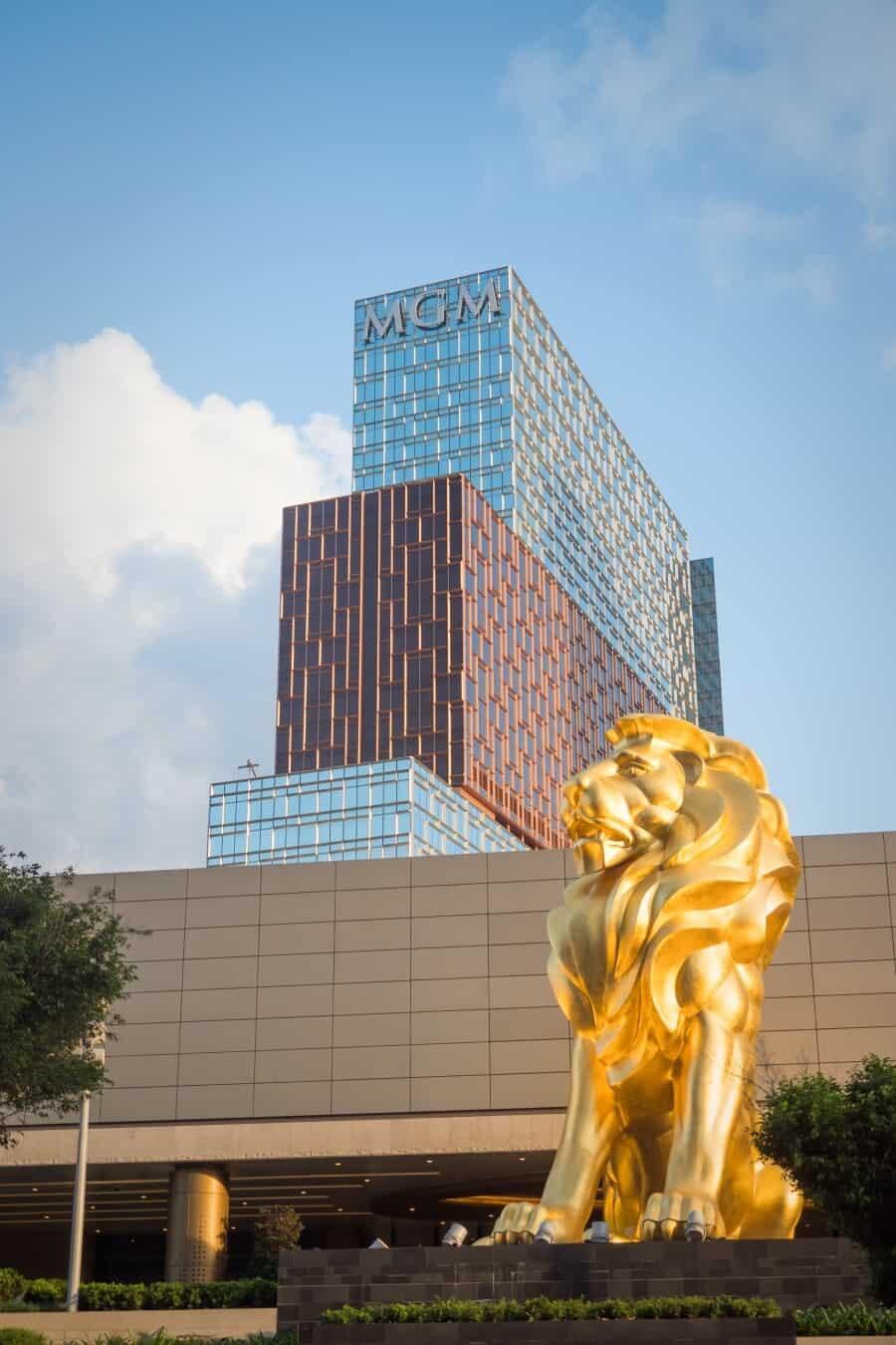 MGM Cotai Macao - Macao photography locations