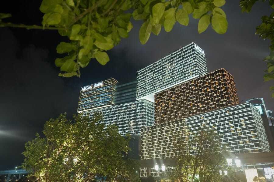 MGM Cotai Macao - Photography Locations + Casinos