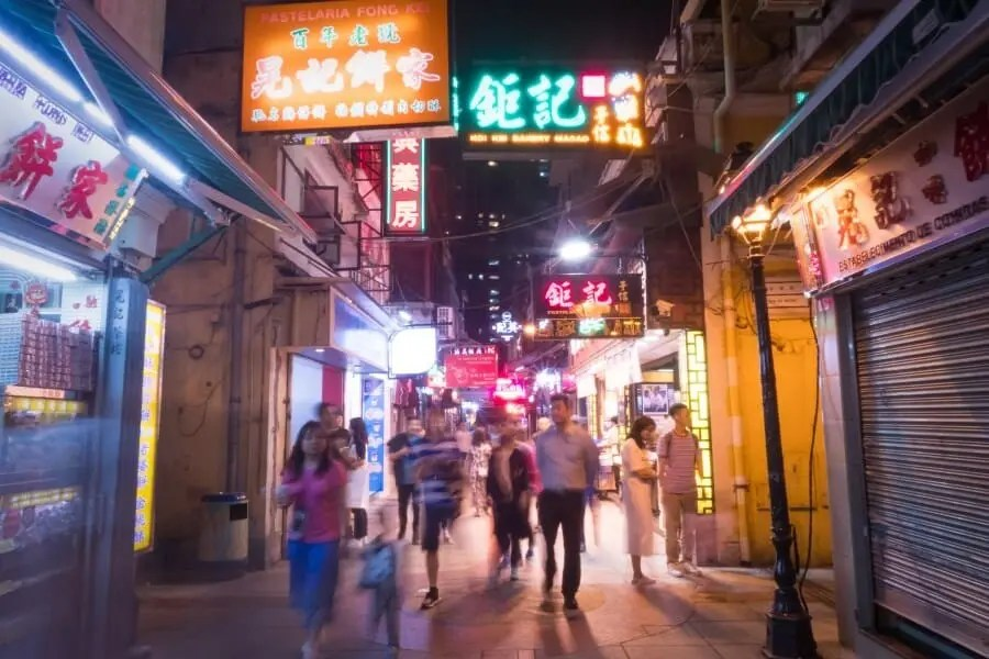 Taipa village Photography Locations, a guide to great photo spots in Macau