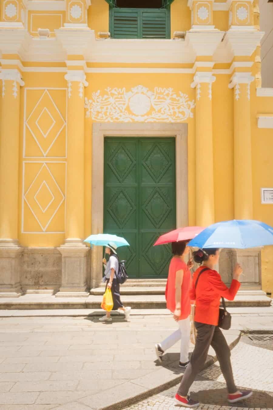 Senado Square Macao - Macao photo spots