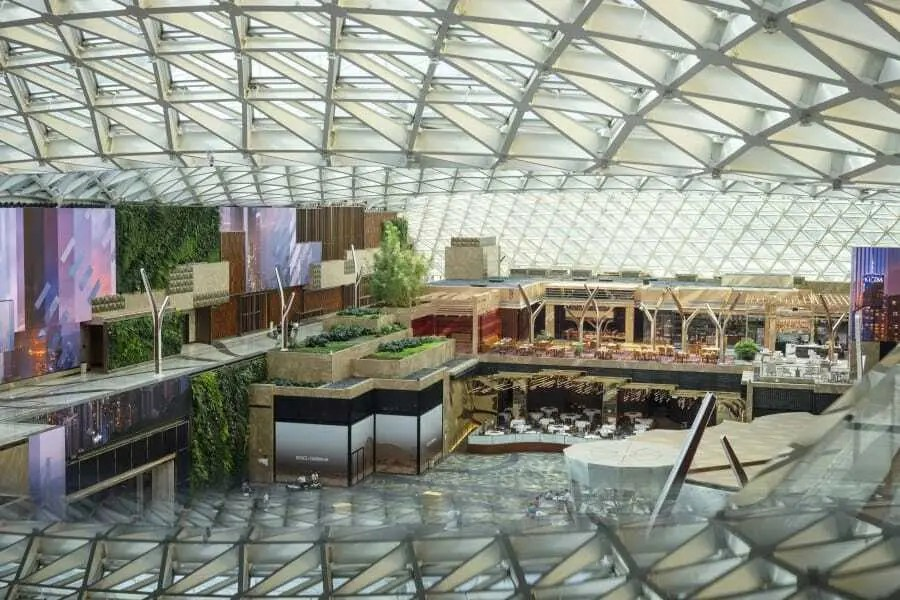 MGM Cotai Casino - Macao photography locations