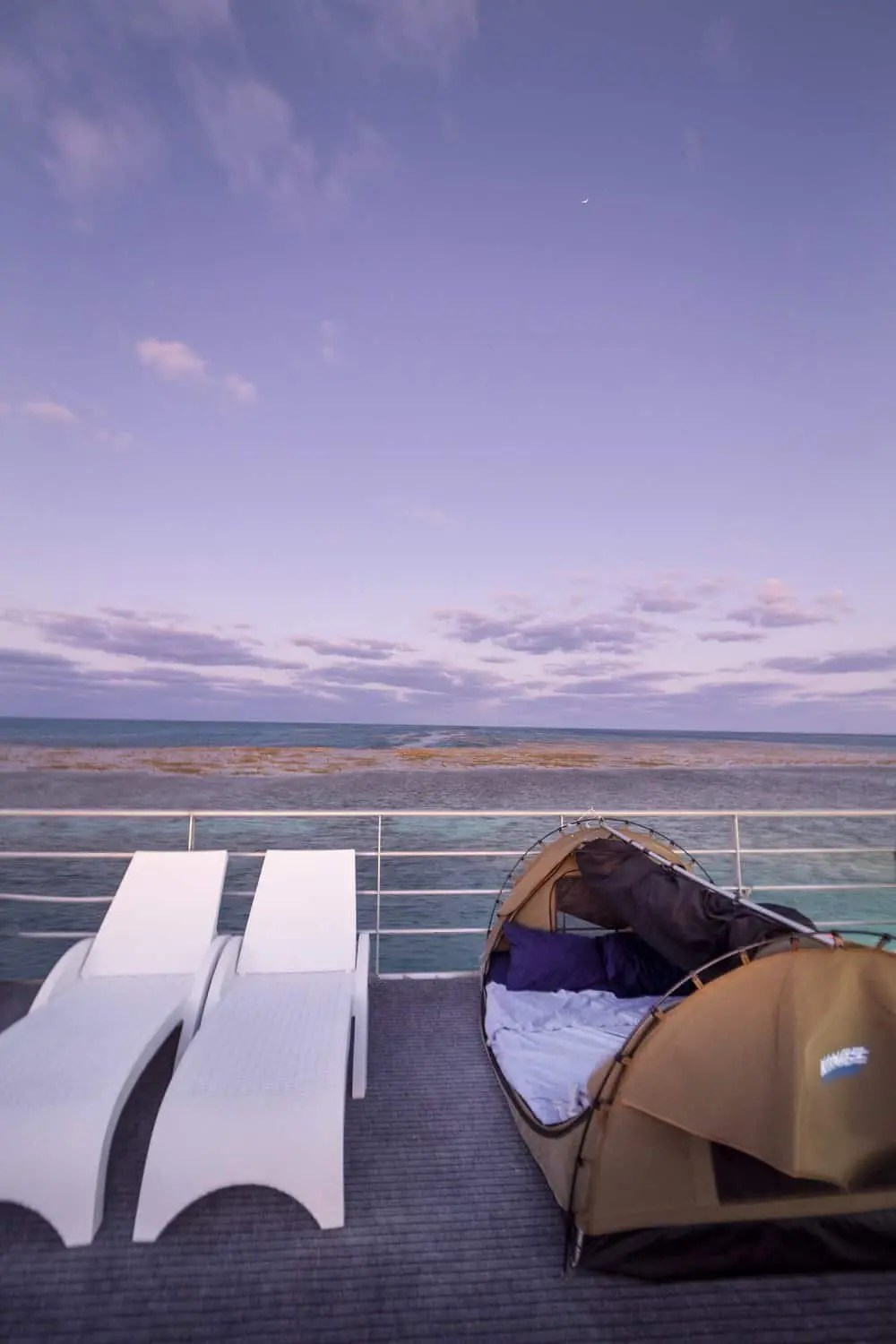 Reef Sleep Experience with Cruise Whitsundays, Airlie Beach