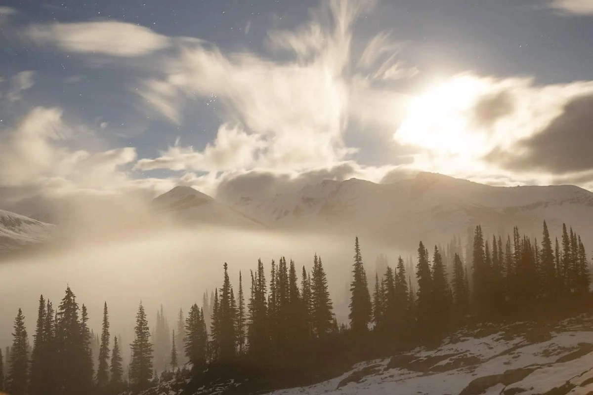 Purcell Mountain Lodge, Golden, British Columbia, Canada
