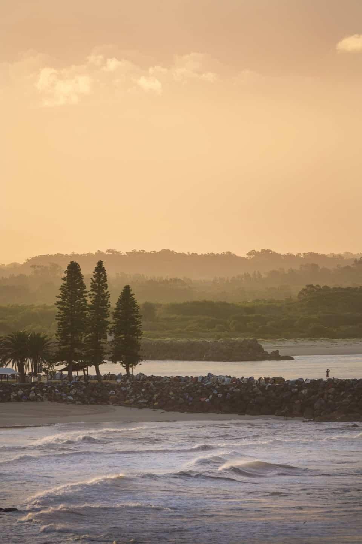 Hastings River Bago in Port Macquarie, New South Wales, Australia
