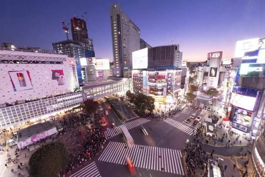 Shibuya Crossing, Tokyo Photography Locations - A Photographer's Guide to Photo Spots in Tokyo