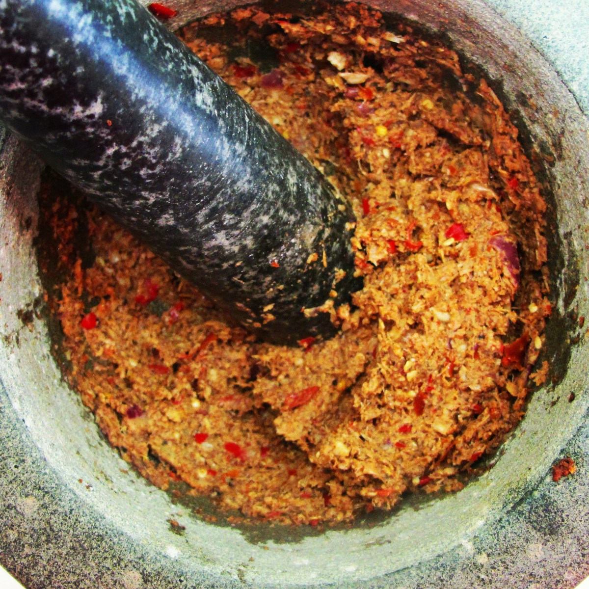 Authentic Thai Massaman Curry Paste