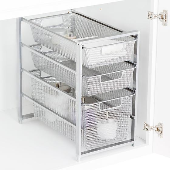 RV space-saving cabinet drawer unit & 100+ RV Space Saving Ideas For Ultimate RV Organization (Get Tidy!)