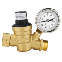RV Essentials: Water Pressure Regulator