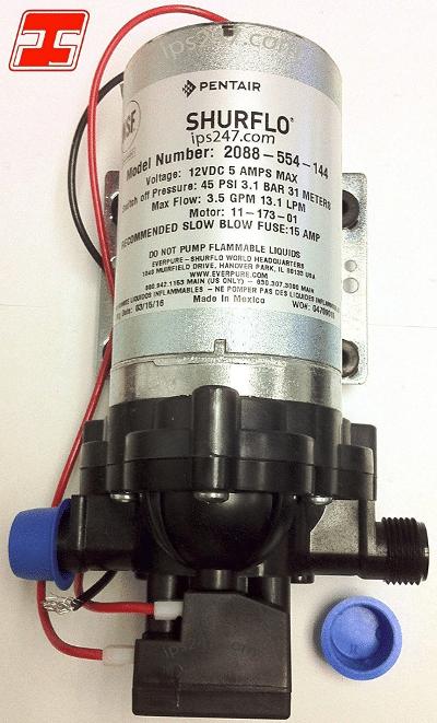 Shurflo RV Water Pump