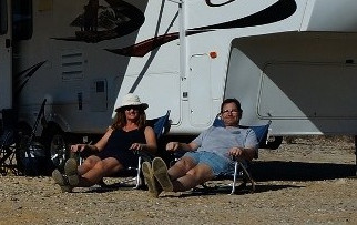 Ray and Anne Love Your RV