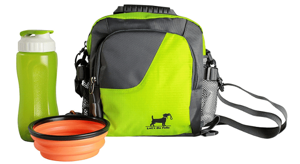 Hiking accessory pack