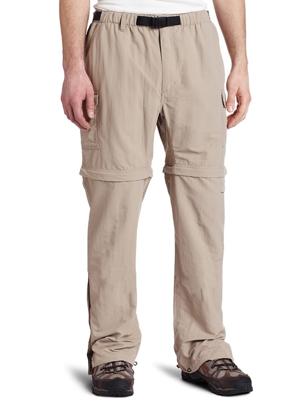 Men's zip-n-go pants