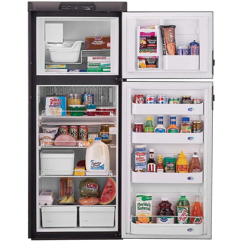 Dometic Americana Double Door RV Refrigerator 8 Cubic Feet
