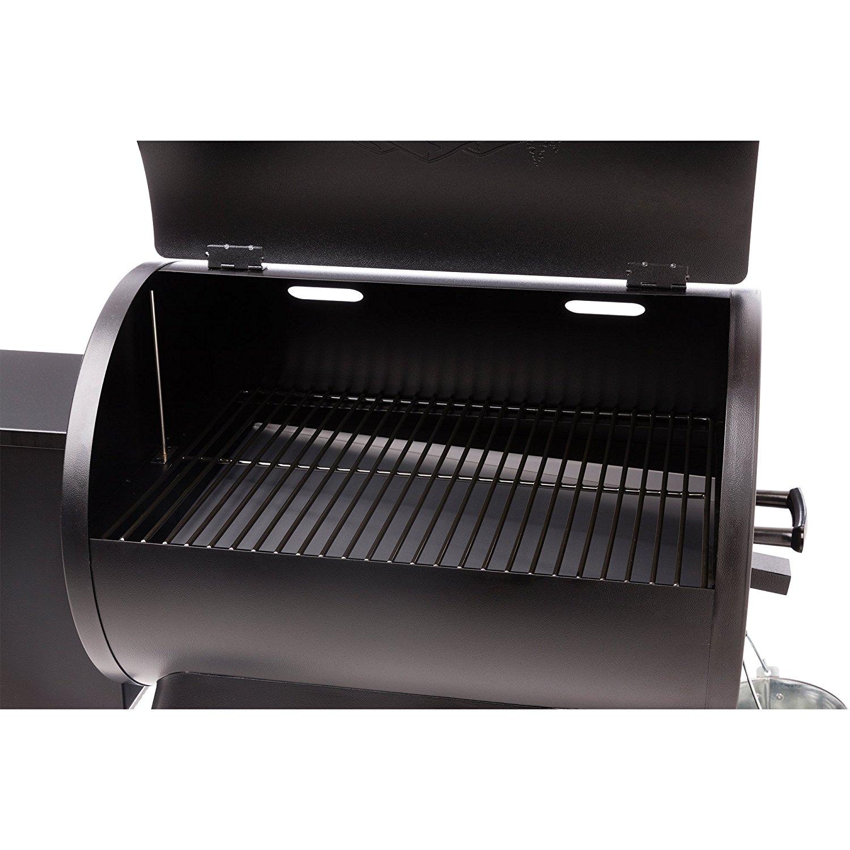 Traeger portable wood pellet grill
