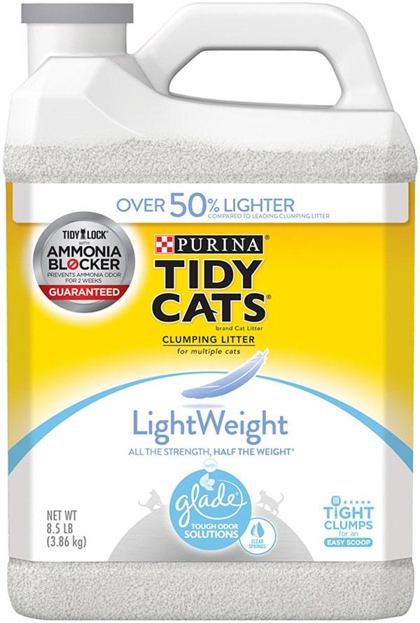 Glade Cat Litter