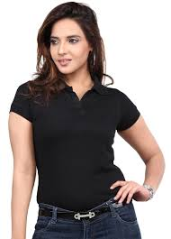 T-shirts in Black
