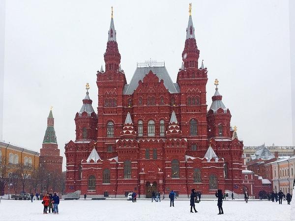 Russian holidays