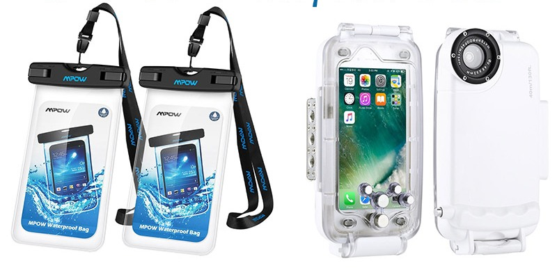 Waterproof cover for your devices