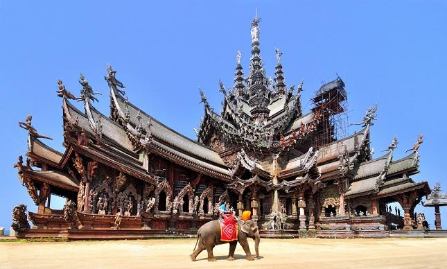 Attractions in Pattaya