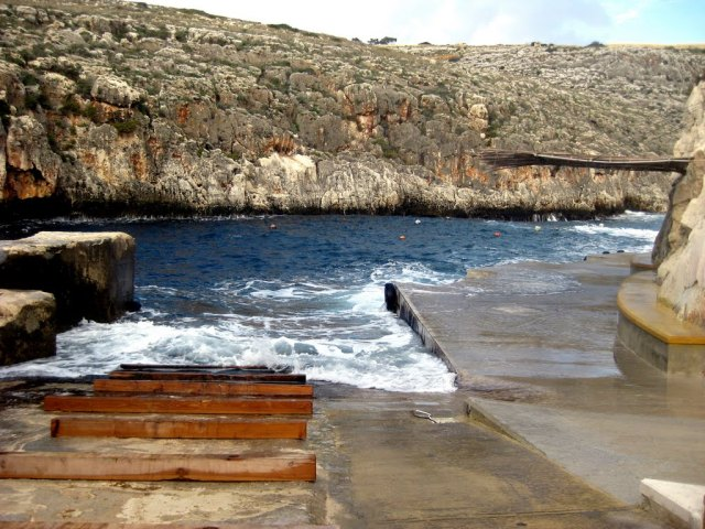 Blue Grotto, Malta