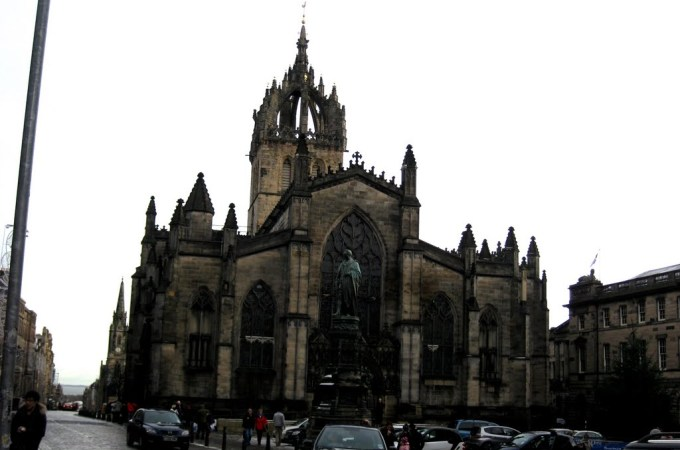 St. Giles, Edinburgh, Scotland