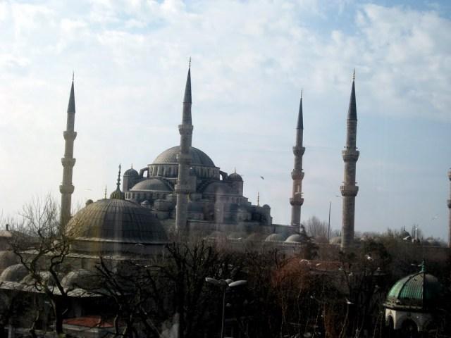 Breakfast View, Istanbul, Turkey