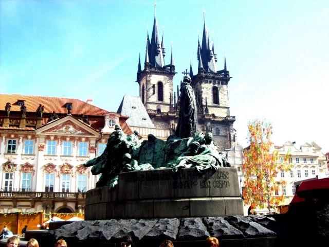 Tyne Church, Prague, Czech Republic