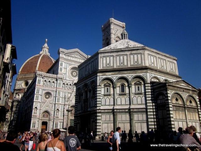 Duomo, Tour of Florence, Italy
