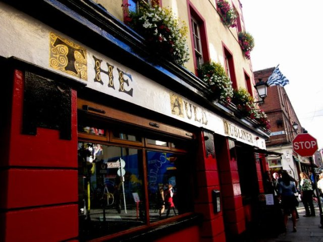 Temple Bar, Ireland