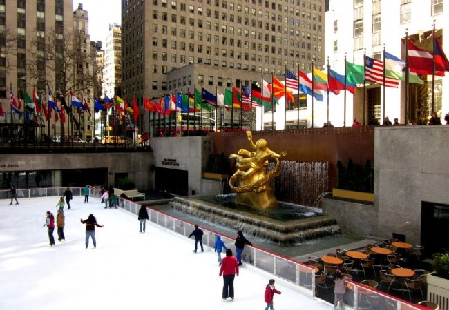 Rockefeller Center, NYC