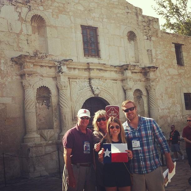 Alamo, San Antonio, TX