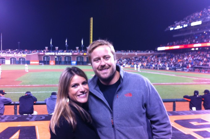 Giants Game, San francisco
