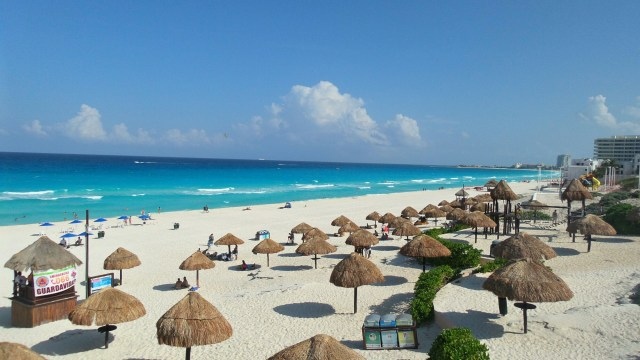 Best beaches in Cancun