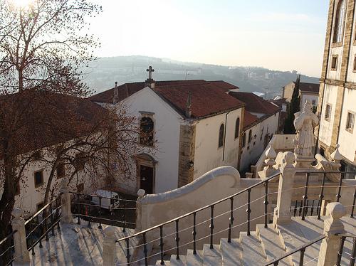 Escadas de Minerva