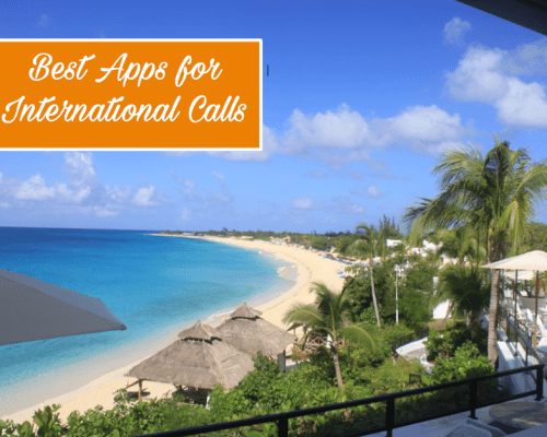Best Apps for International Calls